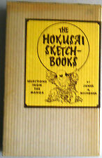 The Hokusai Sketchbooks: Selections from the Manga by James Michener,1958