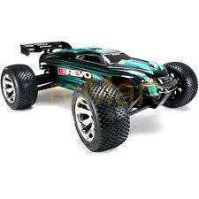Traxxas E-Revo Brushless TSM Clear Body EP 4WD 1:10 RC Cars Truck Off Road #5611