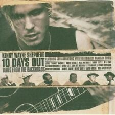 KENNY WAYNE SHEPHERD-10 DAYS OUT-BLUES FRO...CD+DVD NEW+