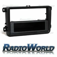 VW Golf MK5 /6 Panel Plate Fascia Facia/ Trim Surround Adaptor Car Stereo Radio