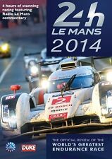 Le Mans 2014 - Official review (New DVD) 24 Hour Endurance race