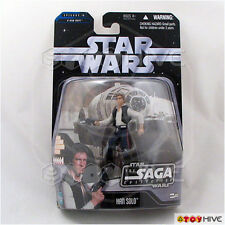 Star Wars Saga Collection Han Solo A New Hope #035