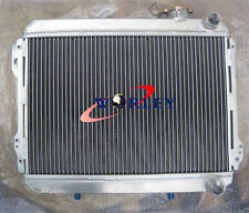 Aluminum alloy radiator for Toyota Corolla AE71 AE72