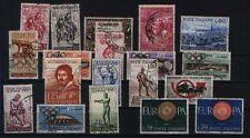 1960 - ANNATA COMPLETA USATI  prima scelta