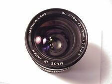 Yashica ML 42-75mm f3.5-4.5 | Clean Optic |