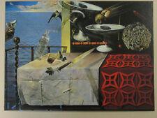 Still Life by Salvador Dali