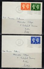 Great Britain 1940 Penny Black Centennial FDC Full Set on 4 Covers a901