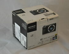 Sony NEX 6 Camera in Retail Box Mint
