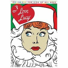 The I Love Lucy Christmas Special - Colorized For Kids of All Ages by