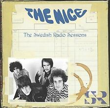 THE NICE The Swedish Radio Sessions CD KEITH EMERSON BOB DYLAN COVER ELP