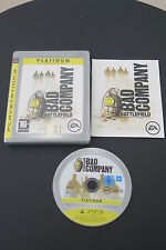 PS3 : BATTLEFIELD : BAD COMPANY - Completo, ITA !