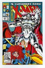 Uncanny X-Men #296 - With Trading Card - X-Cutioner's Song - Marvel - 1993 - NM