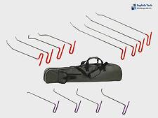 Ausbeulwerkzeuge Dellenwerkzeuge Paintless Dent Repair 12 teilig + Tasche / PDR