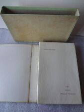 Les onze mille verges les amours d'un Hospodar Bruxelles 1942 N° 66/500 Curiosa