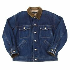 COMME des GARCONS HOMME Batting denim Jacket Size About M(K-40397)