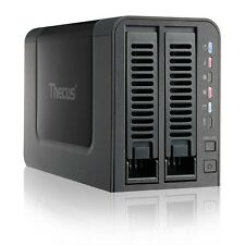 Thecus N2310 Soho 2-bay 2x SATA NAS RAID USB 3.0 LAN Network Storage FTP server