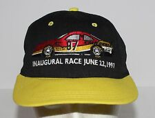 Youth Ontario California 500 Speedway NASCAR Hat Cap Inaugural Race June 22 1997