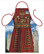 MEN'S FUN BEEFEATER NOVELTY  APRON