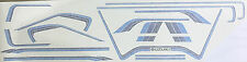 SUZUKI GSX750E GSX1100EX PAINTWORK RESTORATION DECAL SET