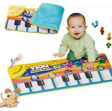 High Quality Baby Kid Play Crawling Mat Touch Learn Singing Piano Keyboard Music
