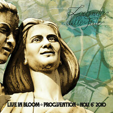 LOCANDA DELLE FATE Live in Bloom 2010 LP black vinyl italian prog