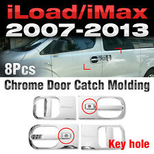 Chrome Door Catch Handle Molding Cover Garnish for HYUNDAI 07-15 i800 H1 Starex