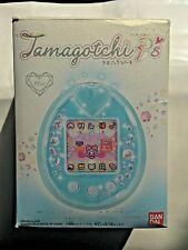 BANDAI BOX Tamagotchi P's Blue digital pet from Japan TamaGotchi