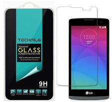 TechFilm® Tempered Glass Screen Protector Saver Shield For LG Power / LG Risio