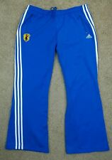 Vintage Adidas Deadstock 2004 JFA Japan Soccer Football Sweatpants Size Adult L