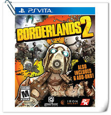 PSV Borderlands 2 PlayStatio​n VITA Sony Computer Entertainment SCE Action