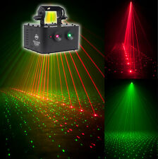 American DJ GALAXIAN 3D MKII Dual (Red/Green) Laser Effect Club Light