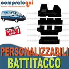 per FIAT SCUDO 9 POSTI 95-04 TAPPETINI MOQUETTE NERA GRIGIA ANTRACITE BATTITACCO