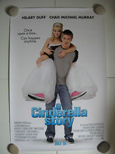 A Cinderella Story Poster (DS) Chad Michael Murray, Hilary Duff