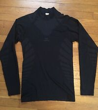 Kalenji Women's Black Large Athletic/Running Long Sleeve EUC
