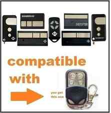 B&D/Chamberlain/Easylifter 062162 059116 433MHz Garage Remote Compatible remote