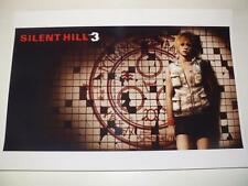 Silent Hill 3 ~ A3 Size Poster / Print ~ NEW