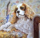 Cavalier King Charles Spaniel dog ltd edition fine art print by Paul Doyle.