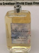 ATELIER COLOGNE VANILLE INSENSEE - 6.7 OZ/200 ML- JUMBO SIZE - VERY ROUGH BOTTLE