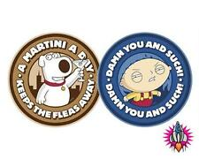Officiel family guy brian & stewie griffin mug tasse coaster sous-verre
