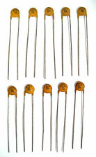 39pF 1000V Ceramic Disc Capacitors:  Found in Vintage Equipment: 10/PK