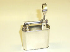 DUNHILL VINTAGE LIFTARM LIGHTER - SILVER PLATED - PAT. 390107 - ENGLAND - RARE