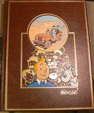 Tintin L'œuvre intégrale-d'Hergé -Tome 7 Les 7 boules de cristal-5 volumes en un
