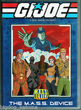 G.J. Joe The M.A.S.S. Device (DVD, 2009, Full Screen)