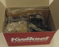 Kwikset Ultramax - Ashfield - INTERIOR PACK, Venetian Bronze, Signature Series