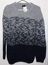 Jil Sander Chunky Gradient Knit Sweater Jumper Size Small BNWT