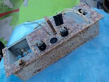Amplifier Chassis with Broken Tube 274 300B Western Electric TRANS 359H RET 220B