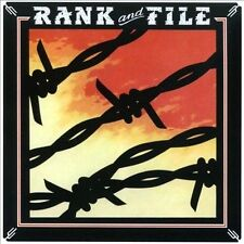 The Slash Years * by Rank and File (CD, 2013, Wounded Bird)