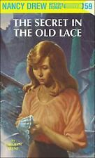 The Secret in the Old Lace Nancy Drew Mystery Stories, No. 59