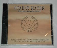 CD/STABAT MATER/GEDENKKONZERT/WALLNER/BANKL/SALAMON/MR003/SEALED NEU NEW