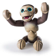 Zoomer Chimp Interactive Chimp with Voice Command Movement & Sensors by Spin